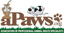 apaws services dog waste removal